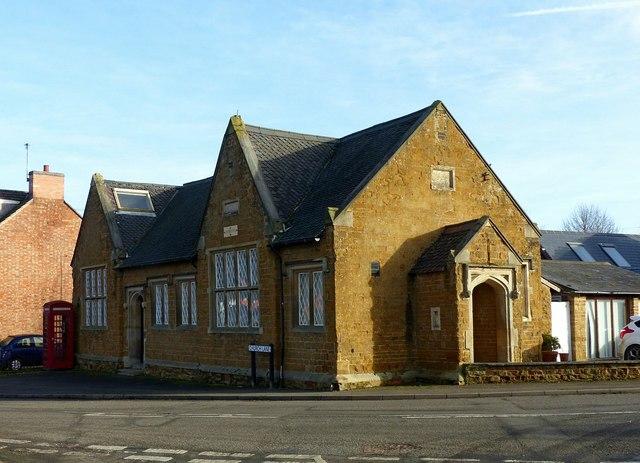 Former village school, Twyford