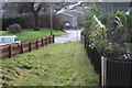ST2097 : Footpath to Home Leigh, Newbridge by M J Roscoe
