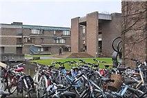 TL4359 : Churchill College, Cambridge by Jim Barton