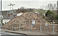 J4173 : Nos 104-118 Comber Road, Dundonald (February 2017) by Albert Bridge