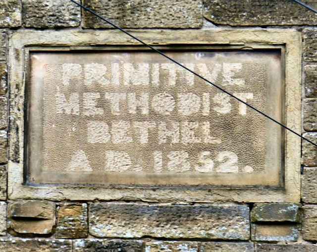 Bethel date stone