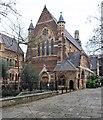 TQ3382 : Former Church of St Michael, Mark Street, Shoreditch by Jim Osley