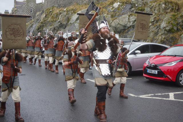The Jarl Squad - Up Helly Aa