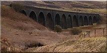 SD7992 : Dandrymire Viaduct by Steve Houldsworth