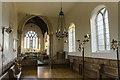 SK7645 : Interior, St Peter's church, Sibthorpe by Julian P Guffogg
