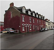 SO5140 : Row of houses, Coningsby Street, Hereford by Jaggery