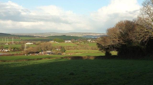 Farms around Kenwood