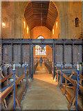 SD3778 : Choir, Cartmel Priory by David Dixon