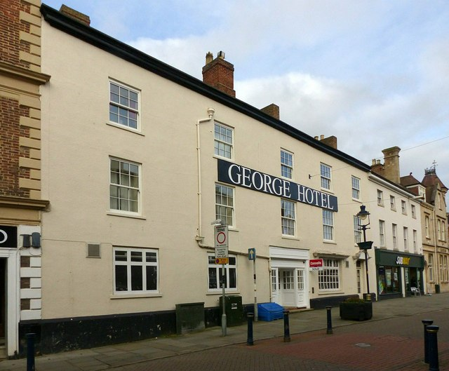 George Hotel, High Street, Melton Mowbray