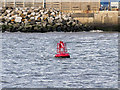SJ3294 : Canada Buoy, River Mersey by David Dixon