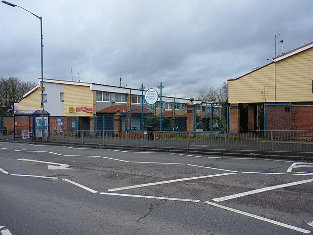 NHS drop-in centre, Lozells