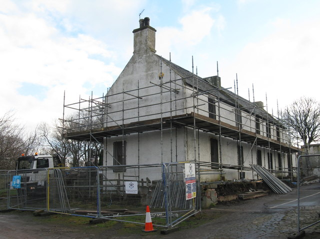 Bridgend farmhouse