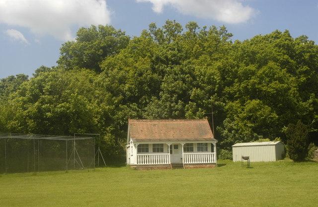 Cricket Pavilion, Grittleton, Wiltshire 2013