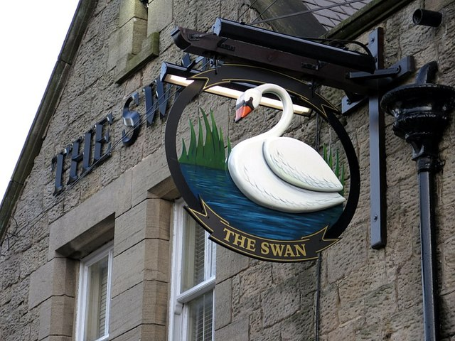 The Swan, Heddon on the Wall