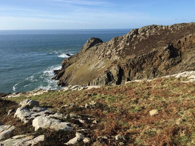 Penbwchdy Headland