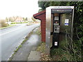 SP8105 : Former KX300 Telephone Kiosk near Askett by David Hillas