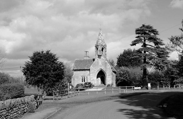 Victorian School, Sevington, Wiltshire 2014