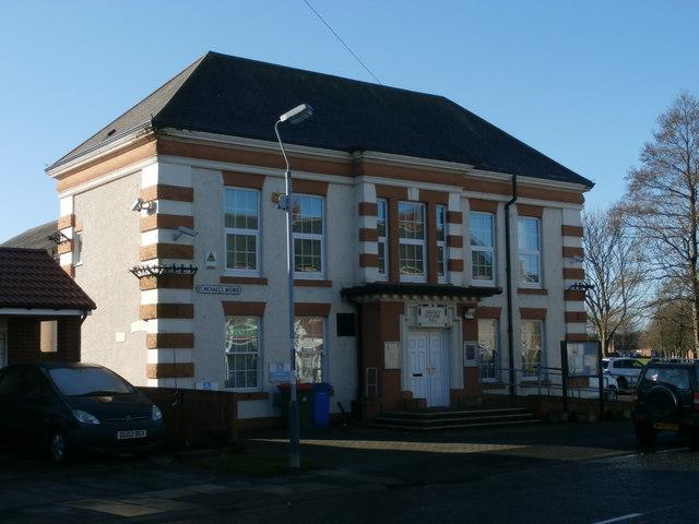 Memorial Hall, New Hartley