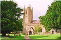 SU0969 : St. James' Anglican Church, Avebury by Jeff Buck