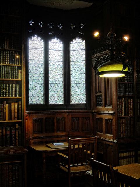 Reading Room, John Rylands Library