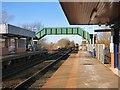SJ9291 : Bredbury Station by Gerald England
