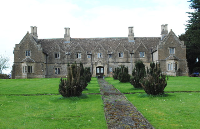 Almshouses, Leigh Delamere, Wiltshire 2014