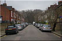 TQ2789 : Ingram Road, East Finchley by Christopher Hilton