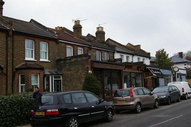 Denmark Terrace, Fortis Green, London N2