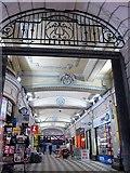 TQ2879 : Victoria Arcade, SW1 by Mike Quinn
