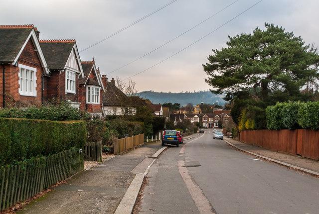Crakell Road by Ian Capper