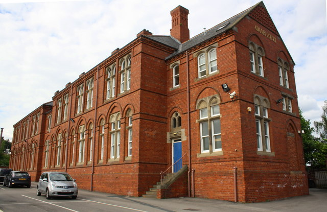 Adams Court, Childcare Services, Whitehall Road