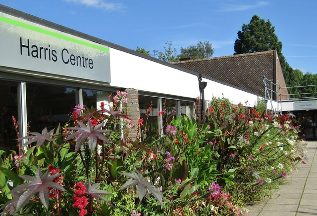 Merrist Wood - Harris Centre
