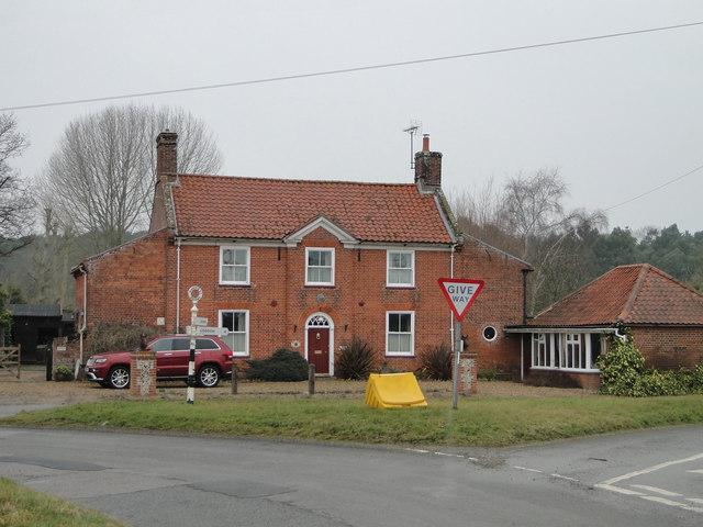 The old 'Sun Inn', Broome