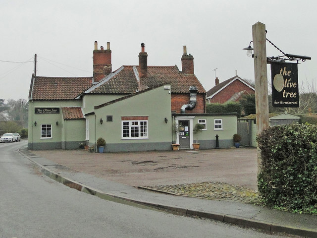 The Olive Tree Public House