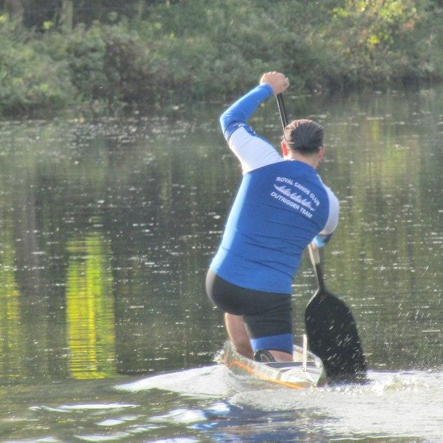 Sprint Canoe