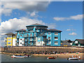 SX9980 : Shelly Beach, Exmouth by Stephen Craven