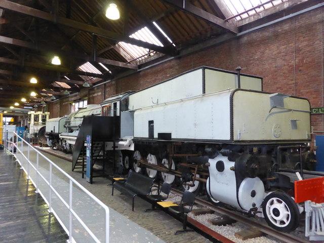Beyer-Garratt locomotive