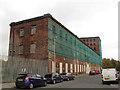 SE3132 : Former Hunslet MIll, Goodman Street, Leeds (1) by Stephen Craven