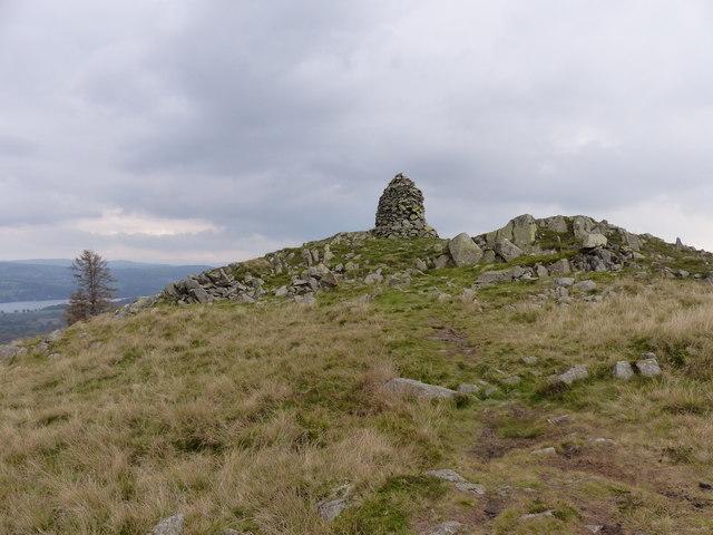 Cairn on Black Fell