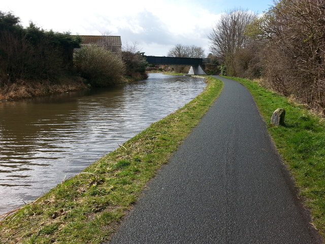 Union Canal near Slateford