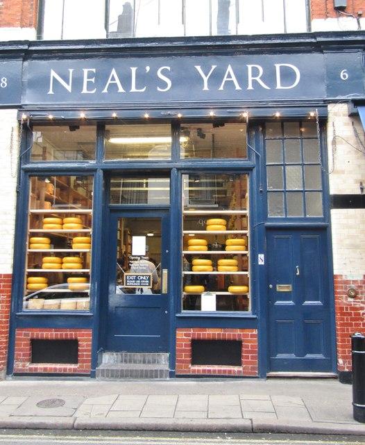 Southwark - Neal's Yard