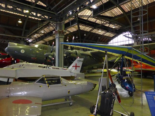 Aircraft collection