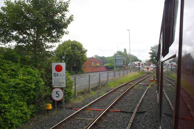 End of the line for the Ribble Steam Railway