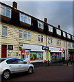 SO4938 : McColl's convenience store and a post office, The Oval, Hereford by Jaggery