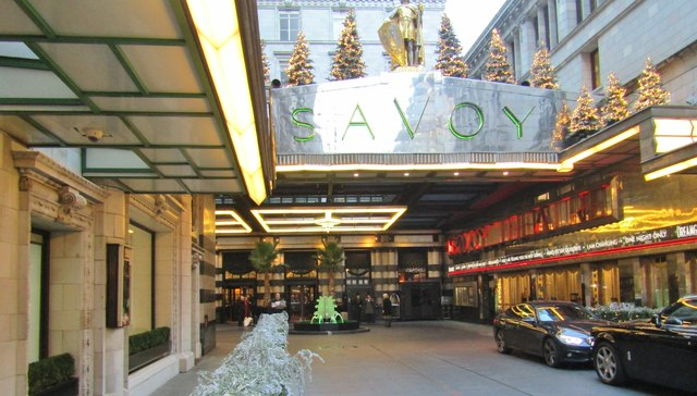 London - Savoy Hotel
