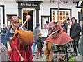 SU9949 : Guildford - Royal Procession by Colin Smith