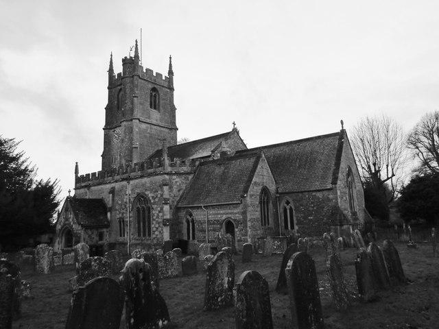 Avebury - Church