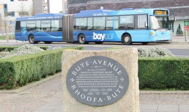 Cardiff Bay - Bute Avenue