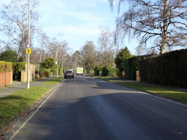 Nichol Road, Hiltingbury, Chandler's Ford