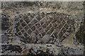 NY3259 : Roman Stone by Anne Burgess